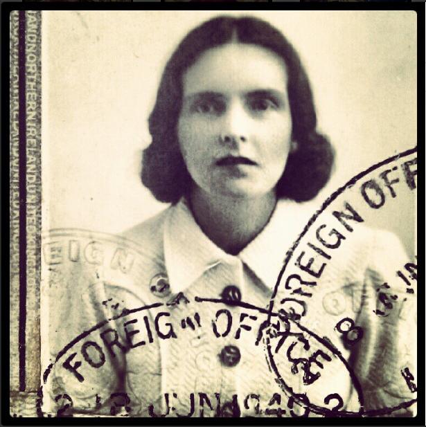 My Mother, Alpha Jessie Hughes