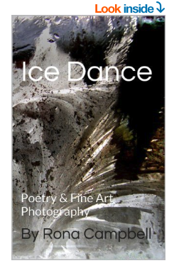 Ice Dance Book of Poems and Photography by Rona Campbell