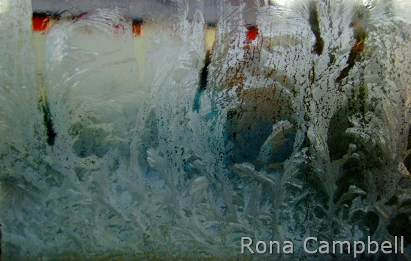 With Nuclates -Elevation Finished - Fine Art Photography by Rona Campbell