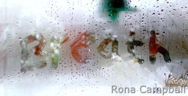 Breath Finished - Elevation Finished - Fine Art Photography by Rona Campbell